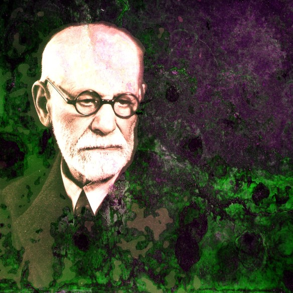 Sigmund Freud : The Royal Road Portrait