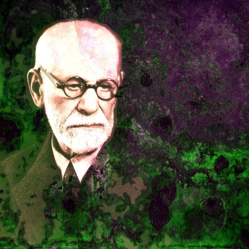 Portrait: Sigmund Freud