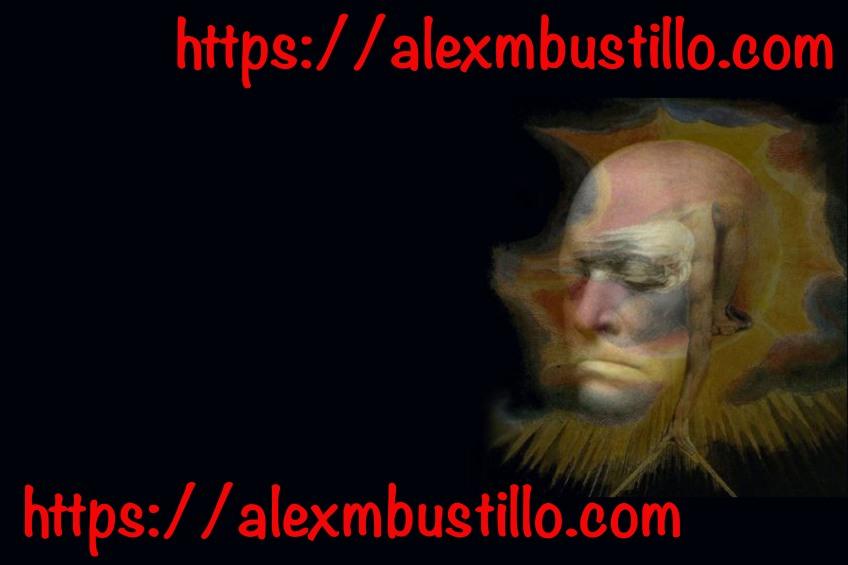 William Blake Portrait: Ancient of Ages