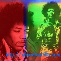 Jimi Hendrix: Meditates On Nothingness by Alex M. Bustillo