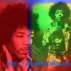 Jimi Hendrix Meditates On Nothingness