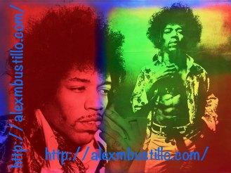 Jimi Hendrix Meditates On Nothingness