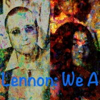 Yoko Ono & John Lennon: _____________________________ We All Shine On Portrait