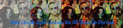 Yoko Ono & John Lennon: We All Shine On Portrait