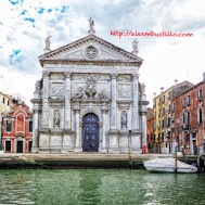Across The Canal, Venice