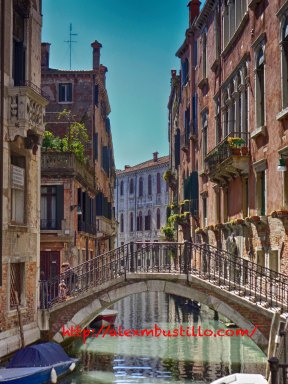 The Bridges & Canals of Venice