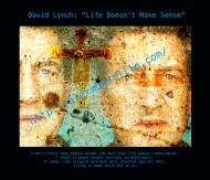 """David Lynch: Life Doesn't Make Sense"""""""