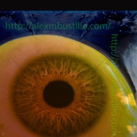 The Story of the Eye : Yellow, Blue & Paper Like The Sky At Noon