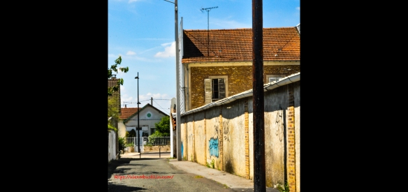 Chemin Saint Lazare, Corbeil-Essonnes, FRANCE