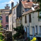 Corbeil Essonnes En Sortant de Place Marche