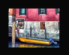 Canal Boat Venice