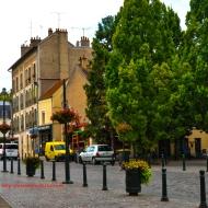 Place Leon Casse, Corbeil-Essonnes