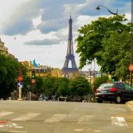 Traffic Eiffel