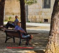 Sitting In The Park, Valladolid, España