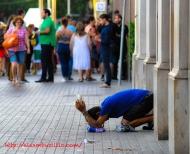 Portrait: Barcelona Life On The Street