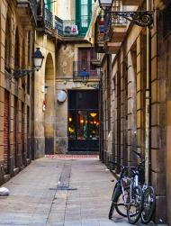 Portrait: Barcelona Off La Rambla