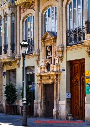 Alley, Valencia, España