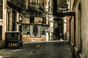 Streets and Alleys, Valencia, España