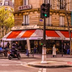 Café Grappe d'Or - Restaurant, 1 boulevard Ornano 75018 Paris