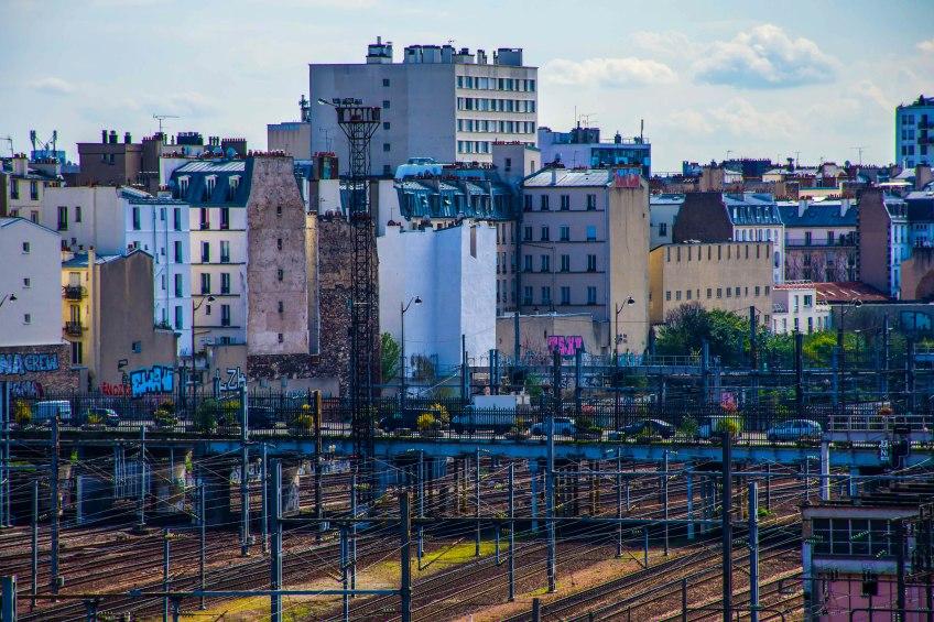 Concrete Jungle, Quartier Goutte d'Or, Paris, France