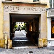 Le Village Royal, Rue Boissy d'Anglas, Paris, France