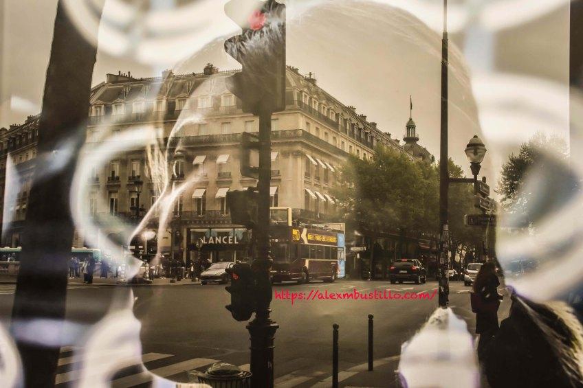 Place De L'Opera at Blv Capucines, Paris, France