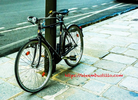 Rossignol Bike, Rue Royale, Paris, France
