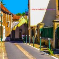 Rue des Remparts, Corbeil-Essonnes, FRANCE