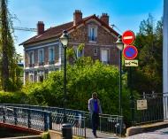 Rue Du Trou Patrix, Corbeil-Esonnes, France
