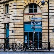 Crossroads, Rue Royale, Paris, France