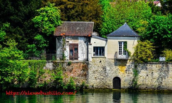 Across The Seine at Corbeil-Essonnes