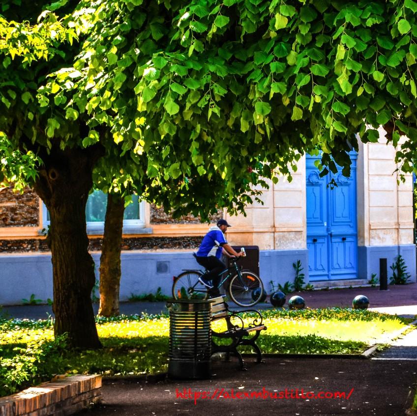 Boulevard Combes Marnes, Corbeil-Essonnes, Île-de-France, France
