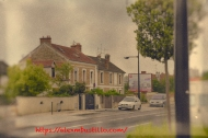Boulevard John Kennedy, Route National 7, Corbeil Essonnes, FRANCE