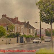 Boulevard John Kennedy, Route National 7, Corbeil Essonnes, FRANCE