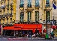 Cafe de l'Olympia, Paris - Opera / Bourse 2 Boulevard de la Madeleine, 75009 Paris, France Rue de Seze/Place de La Madeleine / Place Henri Salvador
