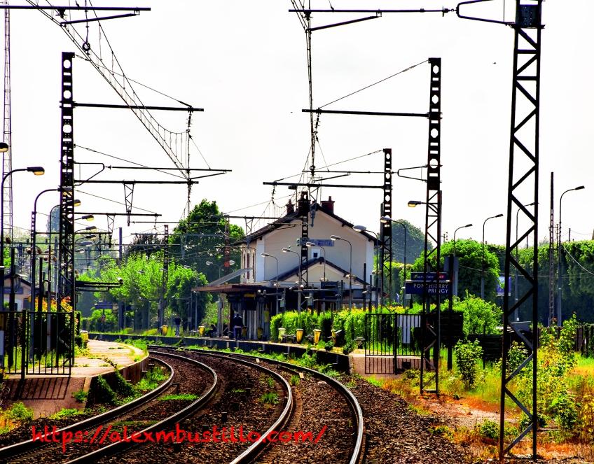 Gare de Ponthierry - Pringy, St Fargeau-Ponthierry (77310)