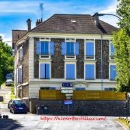 Meulière, Rue d'Angoulême, Corbeil-Essonnes, 91100 France