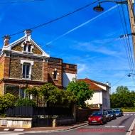 Meulière, Rue Ferdinand Seurat, Corbeil Essonnes, 91100 FRANCE