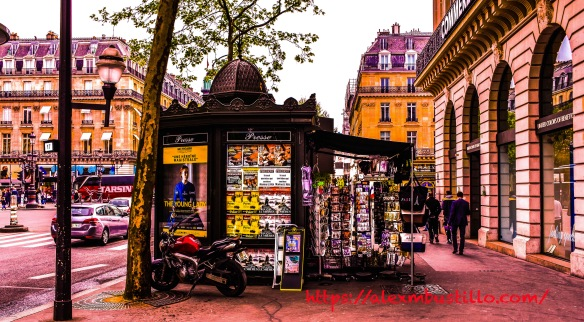 Newsstand, 19 Boulevard des Capucines, 75009 Paris, France