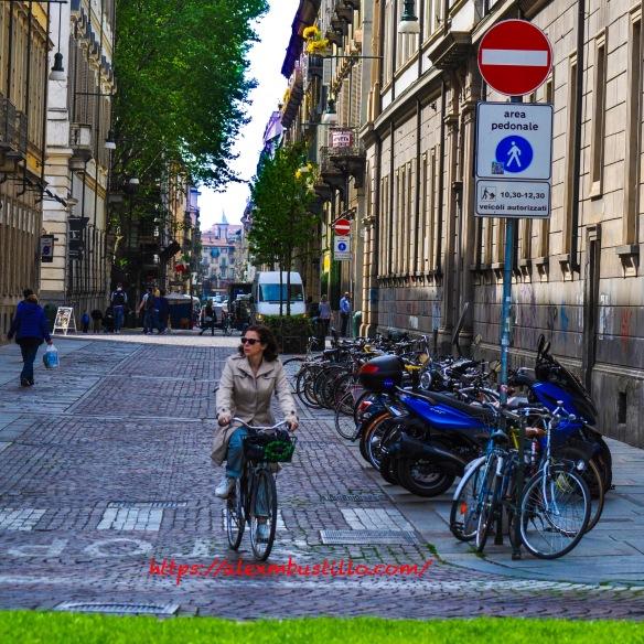 Torino Area Pedonale