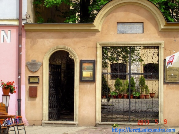 Jewish Quarter of the Kazimierz District, Kraków, Poland