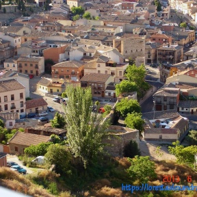 Toledo, Spain, a UNESCO World Heritage Site