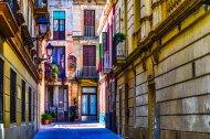 Barcelona Alley, La Rambla, España
