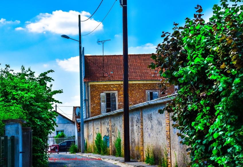Chemin Saint Lazare, Corbeil-Essonnes 91100 France