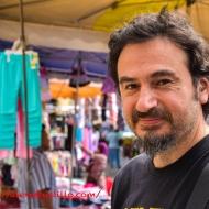 Marché Corbeil-Essonnes Avec José Bam