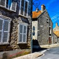 Meulier And Streetlight 91490 Milly-la-Forêt, Île-de-France, France
