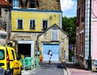 Place Claude Dauphin, Corbeil-Essonnes, France