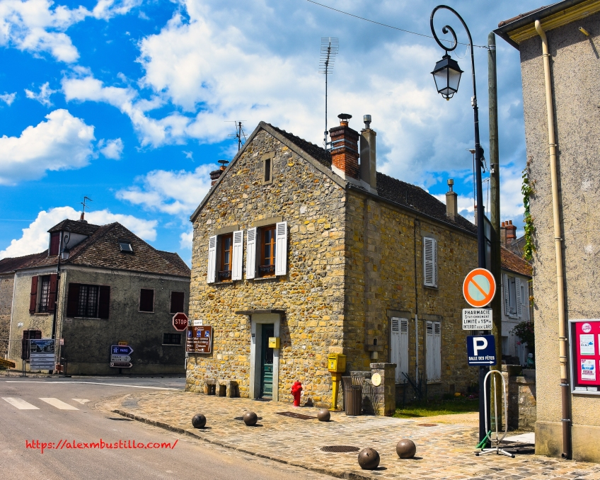 rue Grande, Barbizon, France