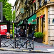 Rue Royale at Rue Saint Honoré, Paris, France