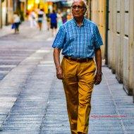 Strolling in Valladolid, España